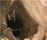 إنقاذ «عامل» انهارت عليه الرمال أثناء التنقيب عن الآثار بسوهاج