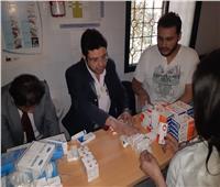 «أطفال السجينات»: قافلتين طبيتين بالمجان بقرى أسيوط بـ «حياة كريمة»