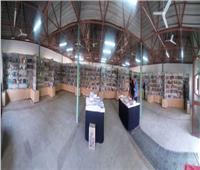 افتتاح معرض الكتاب بجامعة أسيوط