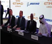 شراكة بين الاتحاد للطيران و بوينج لحماية البيئة والحد من الانبعاثات