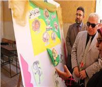 افتتاح معرض «صحافة الطفل والمجلة الإلكترونية» في دمنهور