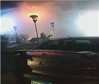 السيطرة على حريق بمحل حلويات شهير في 6 أكتوبر