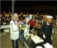 صور| ثاني فعاليات مهرجان الطهاة في شرم الشيخ