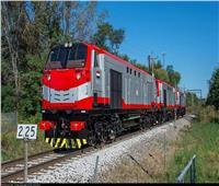 خاص| رئيس «السكة الحديد» يستعرض المواصفات الفنية لجرارات GE