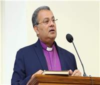 رئيس الطائفة الإنجيلية يعزي آل نهيان في وفاة الشيخ سلطان بن زايد