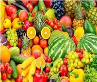 ننشر أسعار الفاكهة في سوق العبور..  اليوم ١٩ نوفمبر