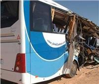 ننشر أسماء المصابين في حادث تصادم أتوبيسي «دير برج العرب»