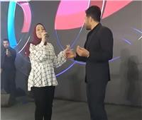 خاص| فتاة حفل «حماقي» تكشف تفاصيل مشاركته الغناء