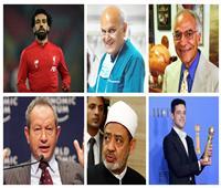 اليوم العالمي للرجال| 6 شخصيات مصرية مؤثرة في عام 2019
