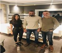 مي عمر بطلة «الفتوة» مع ياسر جلال