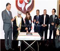 بالصور  سفارة عمان بالقاهرة تحتفل بالعيد الوطني الـ49