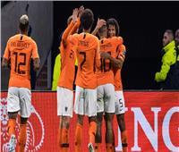 شاهد| «فينالدوم» يقود هولندا لاكتساح إستونيا بالتصفيات الأوروبية