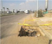 رئيس 6 أكتوبر: رفع المخلفات المتراكمة على الطرق والمحاور الرئيسية
