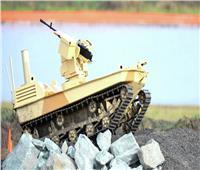 اختبارات الروبوت القتالي الروسي «ماركر» في النصف الأول من 2020