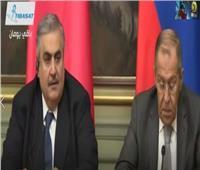 بث مباشر| مؤتمرا صحفيا لوزير الخارجية الروسي ونظيره البحريني بموسكو