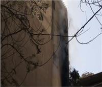 النيابة تأمر بانتداب المعمل الجنائي لمعاينة حريق شقة في مصر القديمة