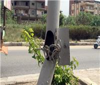 في بيان رسمي.. الإسماعيلية تحذر المواطنين من أعمدة الإنارة