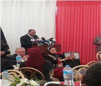 «حقوق الإنسان» تشيد بأوضاع نزلاء سجن برج العرب