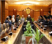 وفد إندونيسي: الأزهر أهم المؤسسات الدينية في العالم وكعبة العلم الوسطي المستنير