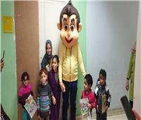 صور| مجلة «نور» تزور مستشفى أبو الريش للأطفال
