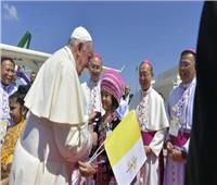 «البابا فرنسيس» يبدأ زيارته لتايلاند واليابان