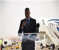 فيديو| الطيار أحمد عادل يستعرض إمكانياتAirbus A200-300 بمعرض دبي للطيران
