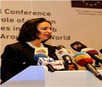 مايا مرسي تشارك بفعاليات «تعزيز دور المرأة في مجتمعات ما بعد الصراع في المنطقة العربية»