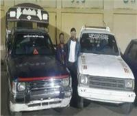 حبس عاطلين بتهمة سرقة سيارة نقل بمنطقة الأميرية