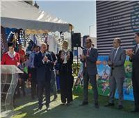 «التأمين الصحي الجديد» يحتفل باليوم العالمي للطفل في مستشفى النصر