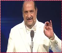 «امضي».. خالد الصاوي يقدم «سكيتش الممثل والمنتج» بافتتاح «القاهرة السينمائي»