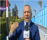 فيديو| أحمد موسى يجري جولة داخل سجن «برج العرب»