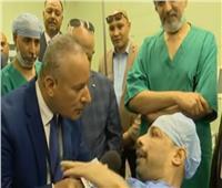 شاهد| سجين ببرج العرب: أتلقى رعاية طبية متميزة داخل مستشفى السجن