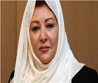 فيديو| عفاف شعيب تشيد بأعمال نجوى فؤاد.. وترد على شائعة وفاتها