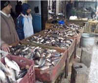 «أسعار الأسماك» في سوق العبور..  الخميس 21 نوفمبر