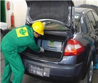 «البترول»: نتائج غير مسبوقة عقب تحويل السيارات للغاز الطبيعي