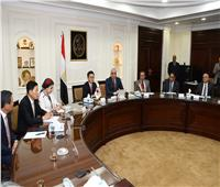 وزير الإسكان يلتقي وفداً من كوريا الجنوبية لبحث فرص التعاون