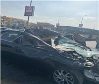 عاجل| مصرع مفتش الأمن العام بالبحر الأحمر وإصابة مجند في حادث مروري