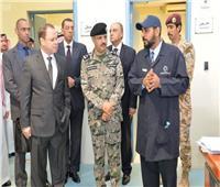النائب العام يزور إصلاحية الرياض بالسجون السعودية