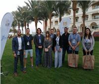 ختام فعاليات المؤتمر الدولي للسياحة الرياضية بالتعاون مع جامعة كيمينتز الألمانية