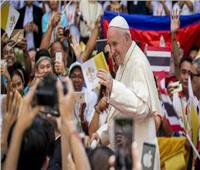 البابا فرنسيس يوجه رسالة للشباب في تايلاند