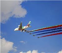 بمبيعات بلغت 54.5 مليار دولار أمريكي .. معرض دبي للطيران يسدل الستار