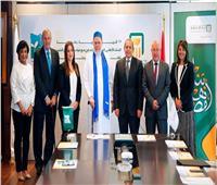 البنك الأهلي يوقع بروتوكول تعاون لتطوير 17 قرية مع «مؤسسة مصر الخير»