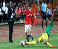حوار  عمار حمدي: شرف ارتداء قميص المنتخب أهم من مركزي في الملعب