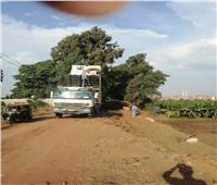 «وزارة الري» تواصل حملات الإزالات على مستوى الجمهورية