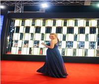 صور..  فساتين الـ«off shoulder» تكتسح مهرجان القاهرة السينمائي