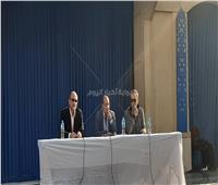 محمد حفظي: تربينا على أفلام شريف عرفة.. وتكريمه بعد «الممر» مناسب