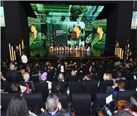 صور| تفاصيل جلسة تطوير البنية الأساسية بمؤتمر إفريقيا 2019