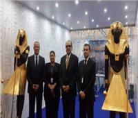 سفير مصر في بولندا يفتتح الجناح المصري في المعرض السياحي الدولي