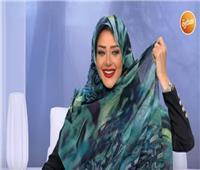 شاهد | رضوى الشربيني ترتدي الحجاب