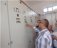 اليوم: ضعف المياه بمدينة سوهاج لانقطاع التيار الكهربائي